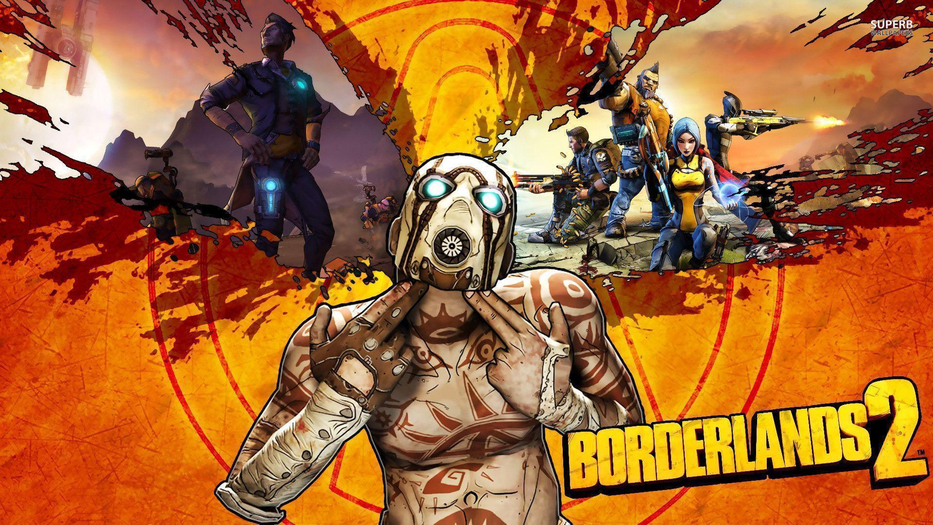borderlands 2 desktop wallpapers - photo #4
