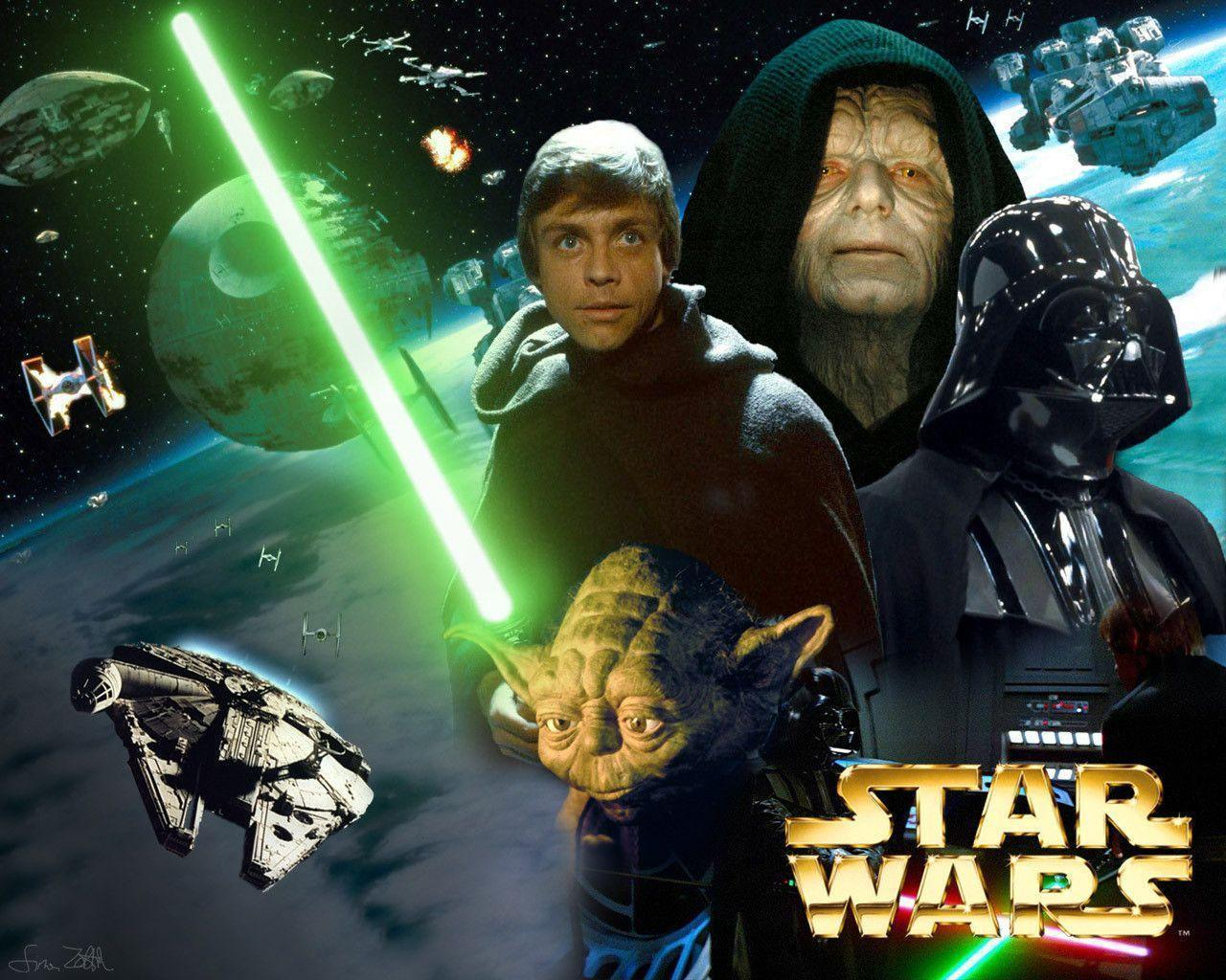 Star Wars Character Wallpapers - Wallpaper Cave
