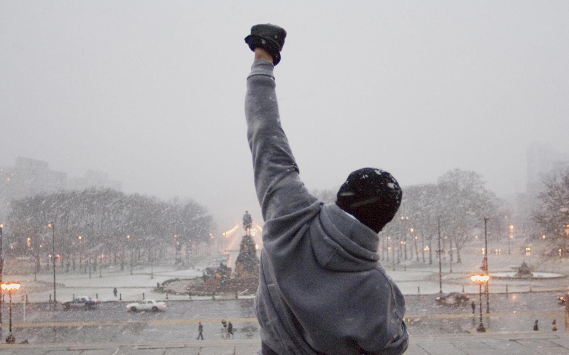 Sylvester Stallone As Rocky Balboa Wallpaper Wide or HD | Male ...
