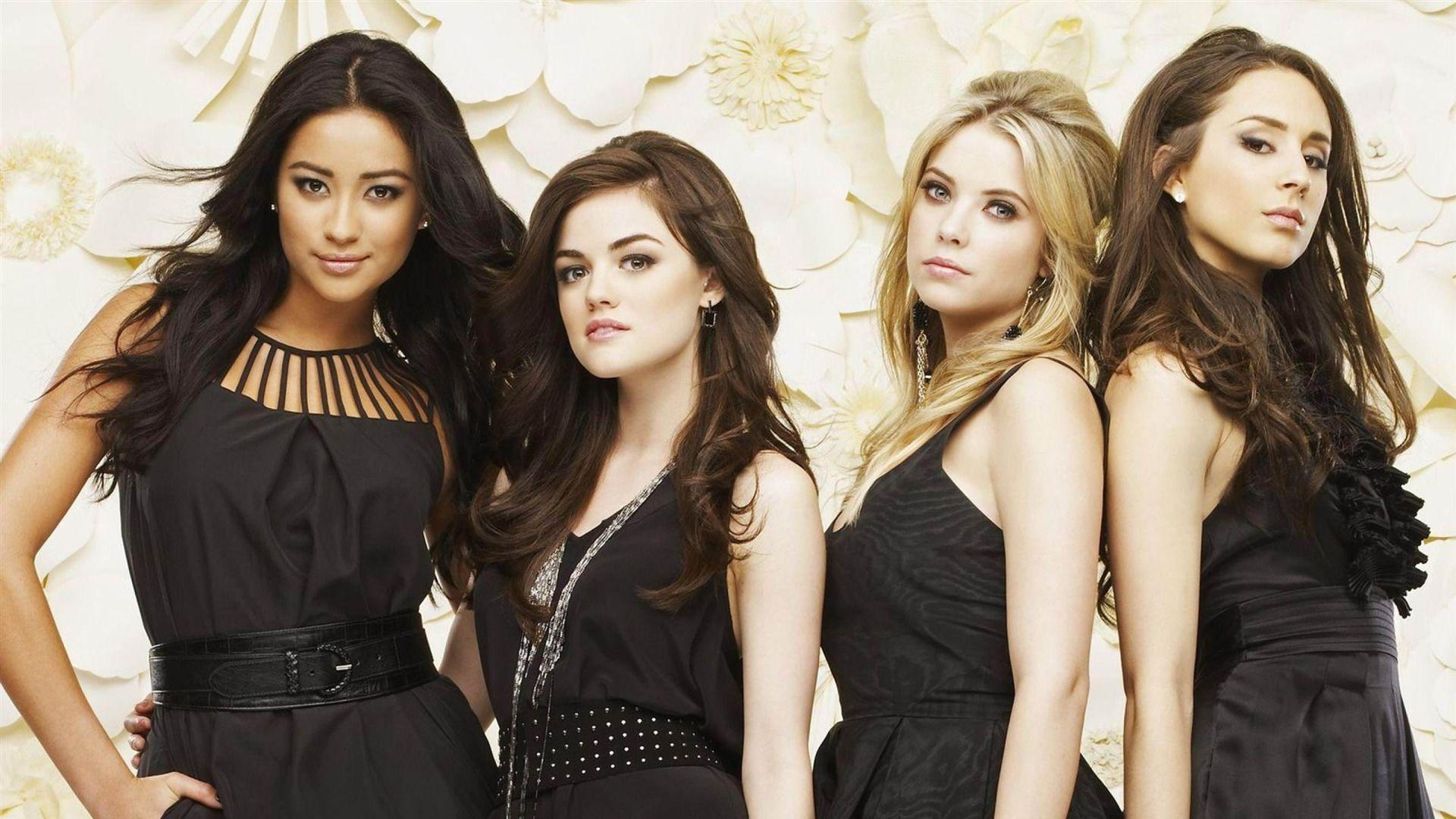 Pretty Little Liars Wallpapers - Wallpaper Cave