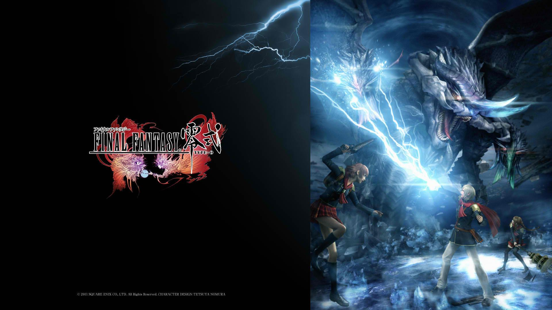 Final Fantasy 1 Wallpapers Wallpaper Cave
