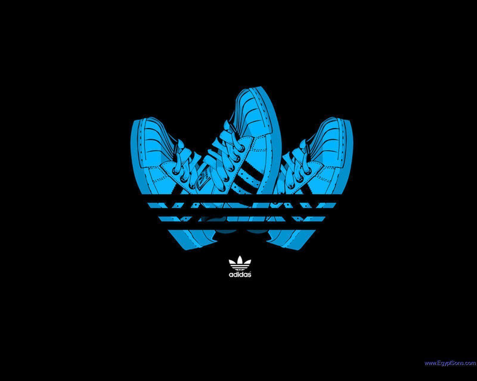 adidas originals logo wallpapers wallpaper cave