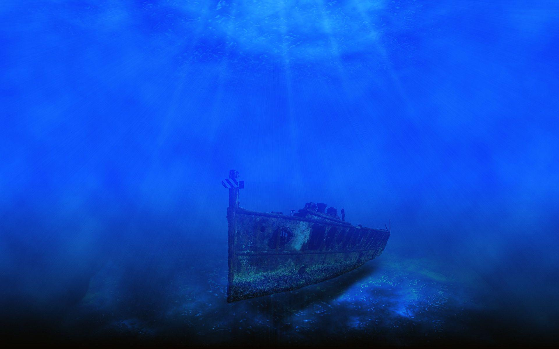 deep ocean desktop wallpaper - photo #11