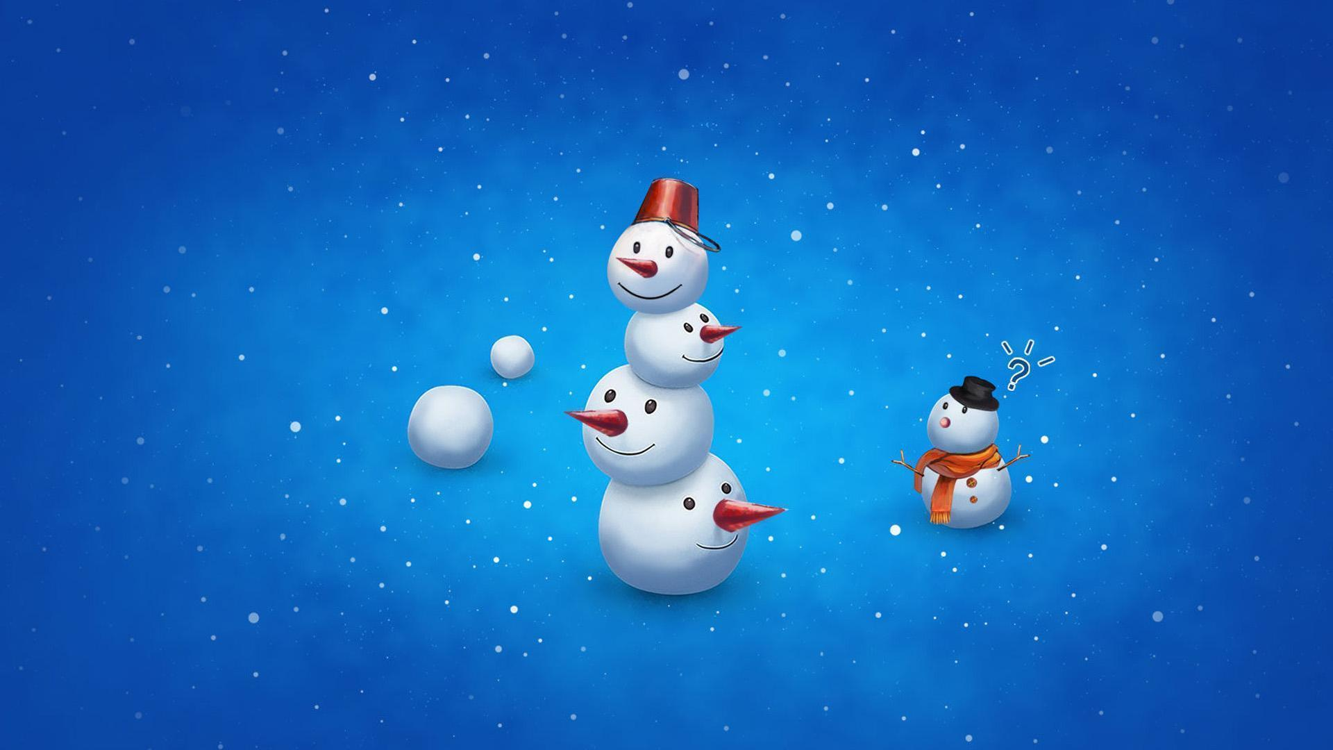 tag snowman desktop wallpapers - photo #37