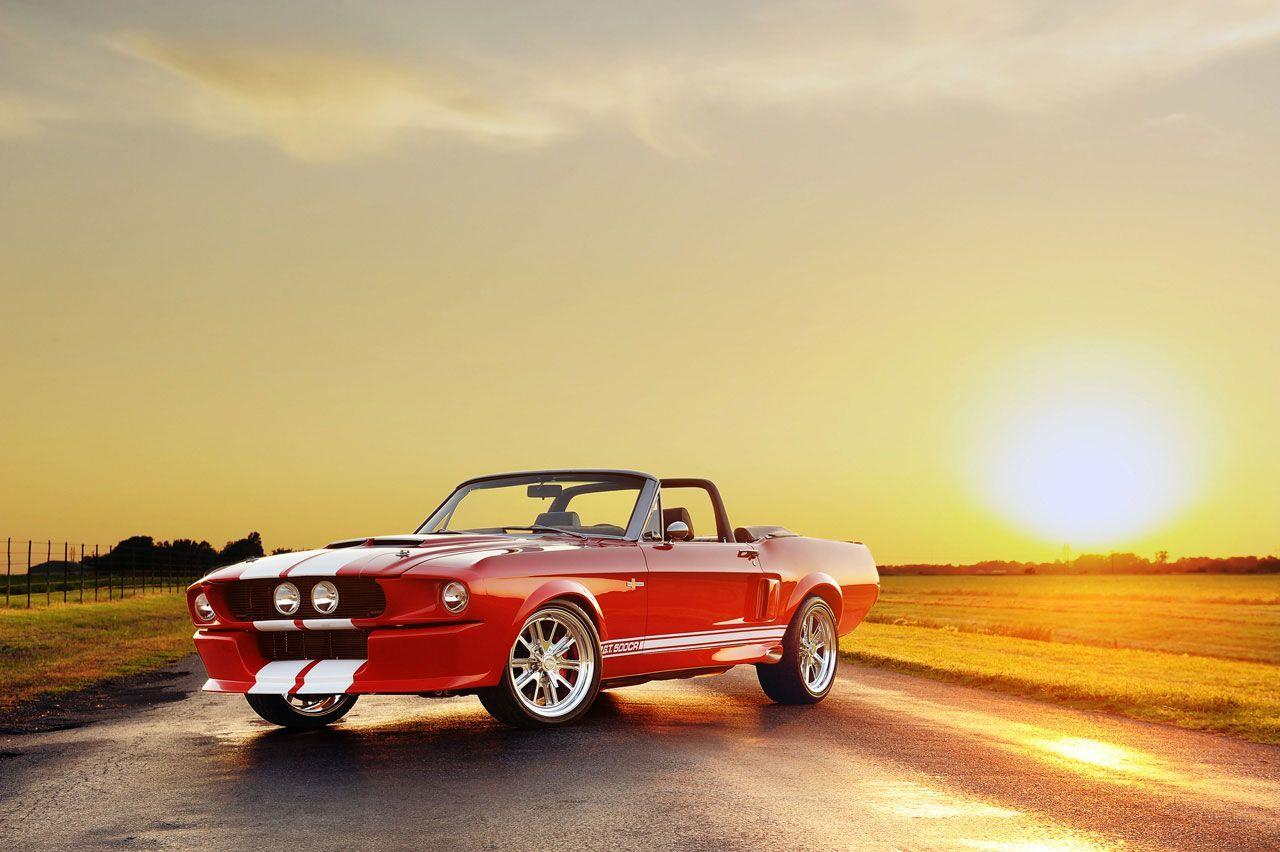 Ford Mustang Shelby Gt500 Eleanor 1967 Wallpaper