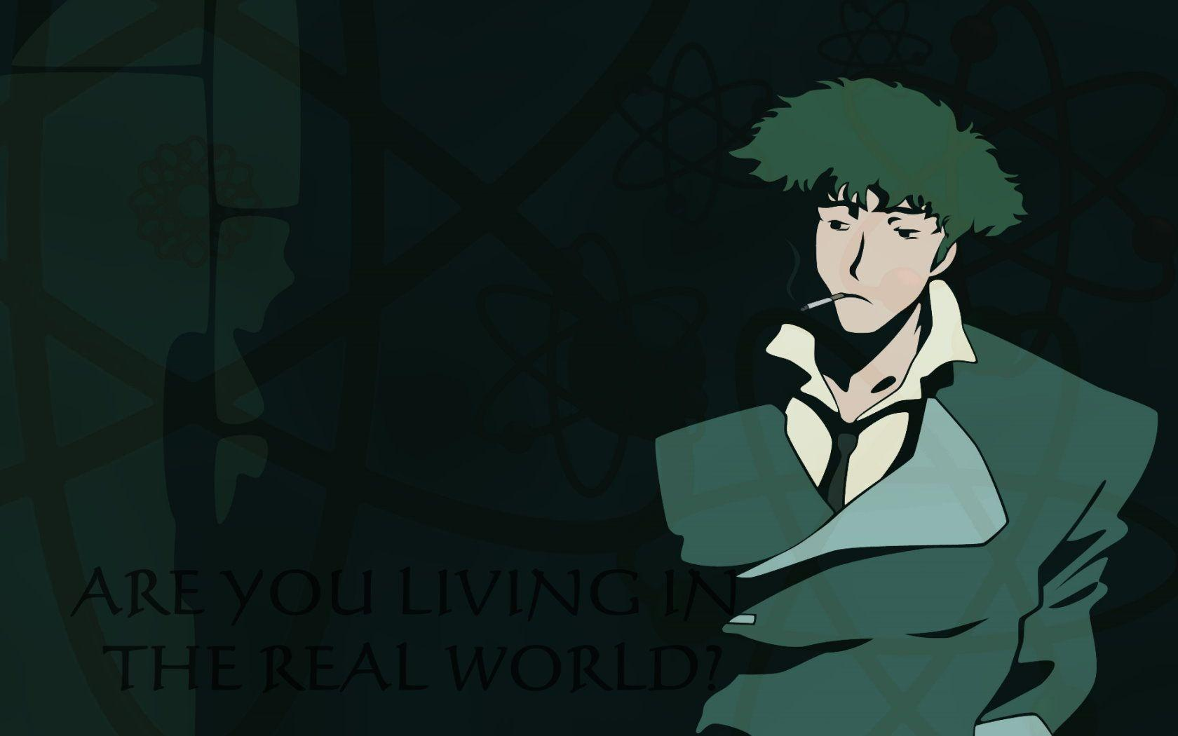 The Image of Cowboy Bebop Spike Spiegel 1680x1050 HD Wallpapers