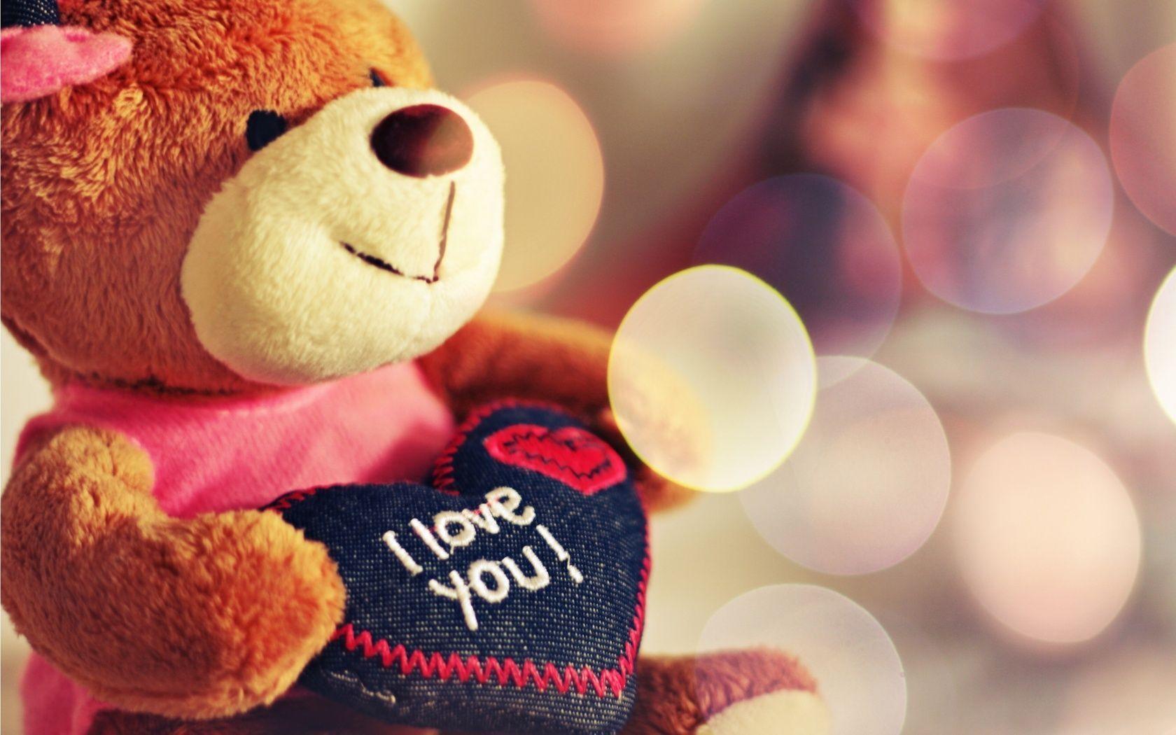 Cute Love Heart Wallpaper: Wallpapers Heart Love You