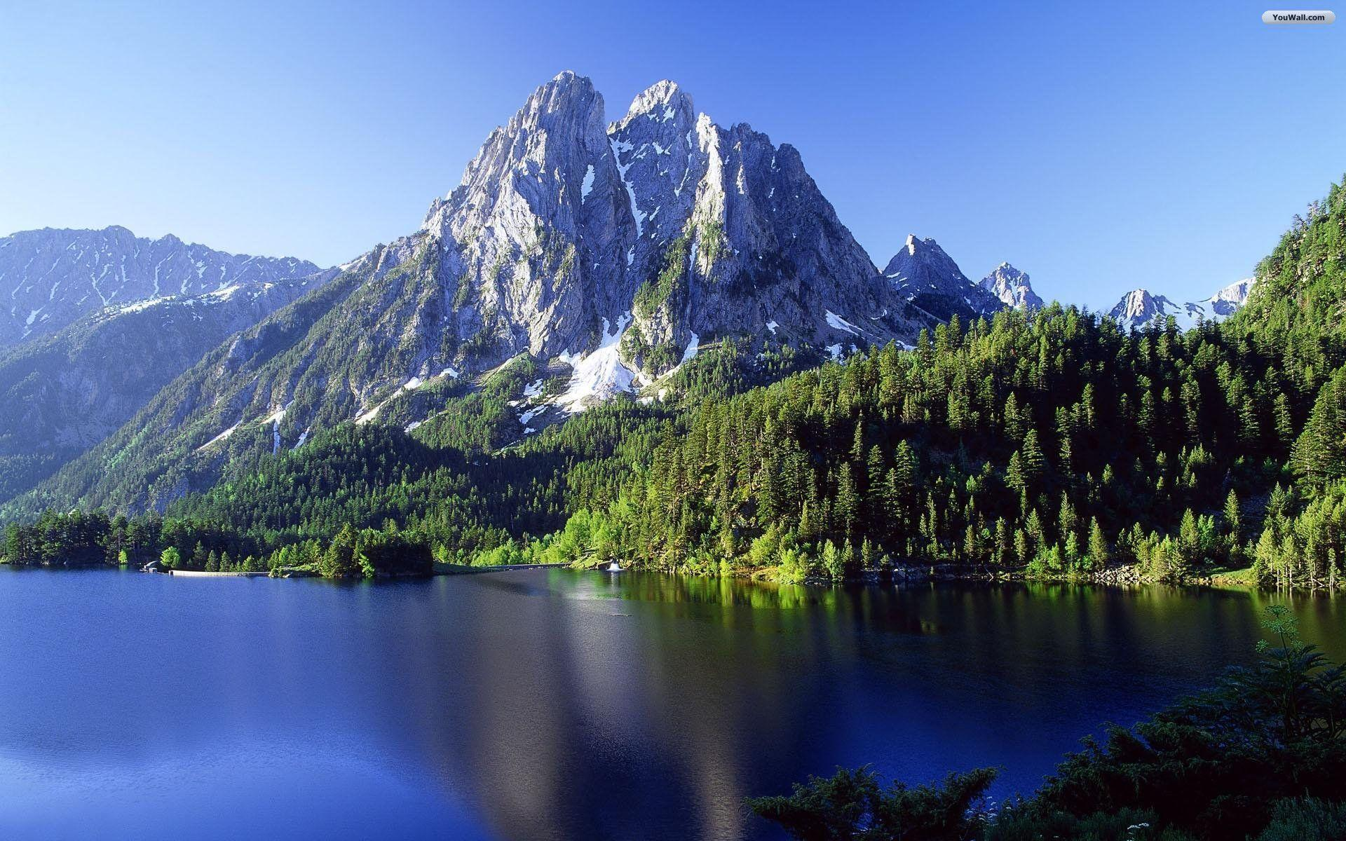 Mountain Desktop Backgrounds ...