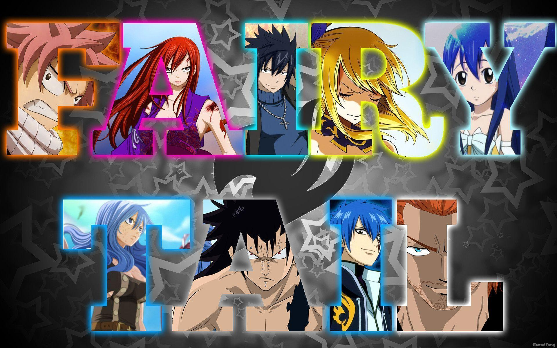 Most Downloaded Fairy Tail Wallpapers