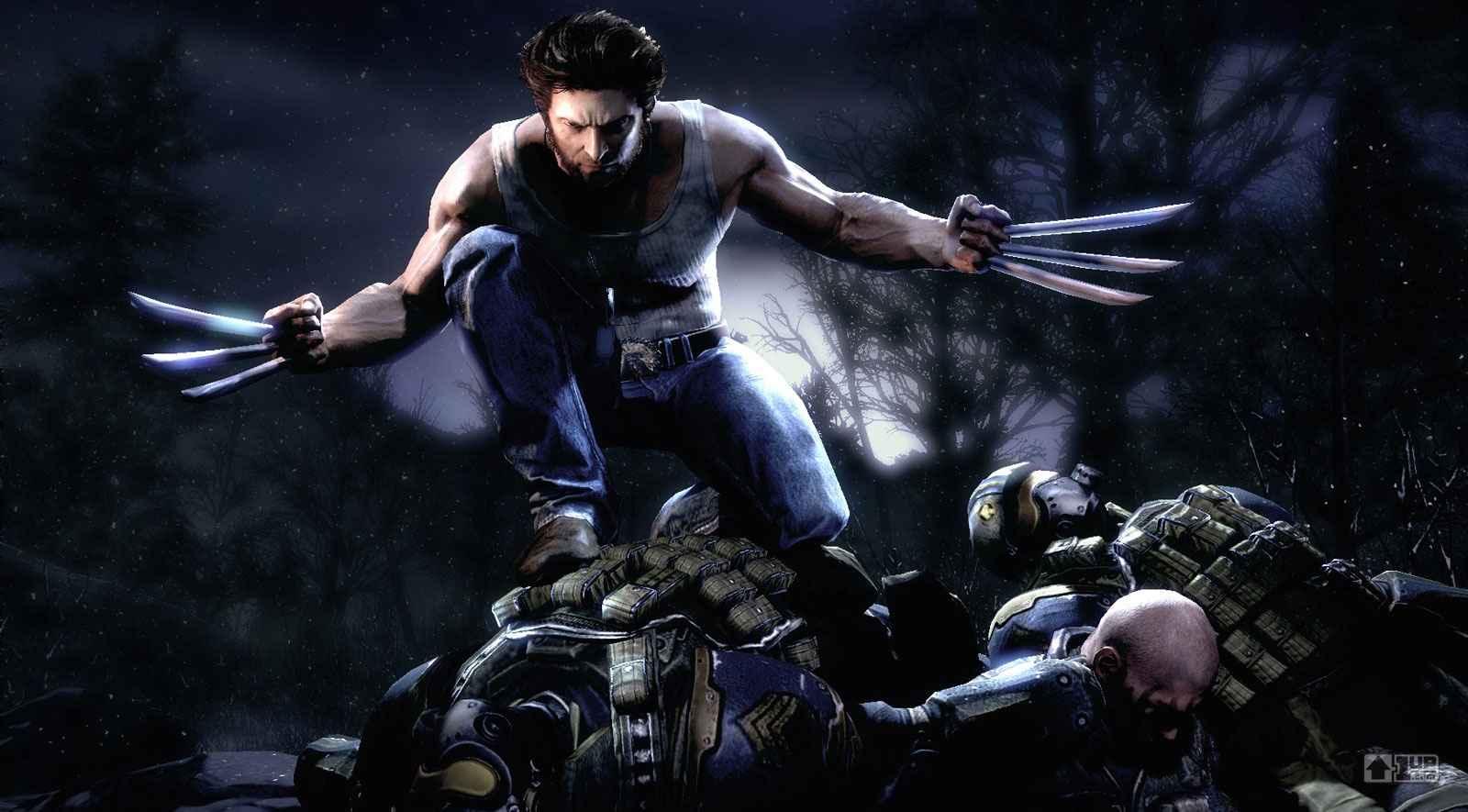 Hd wallpaper x man - X Men Origins Wolverine Game Wallpaper