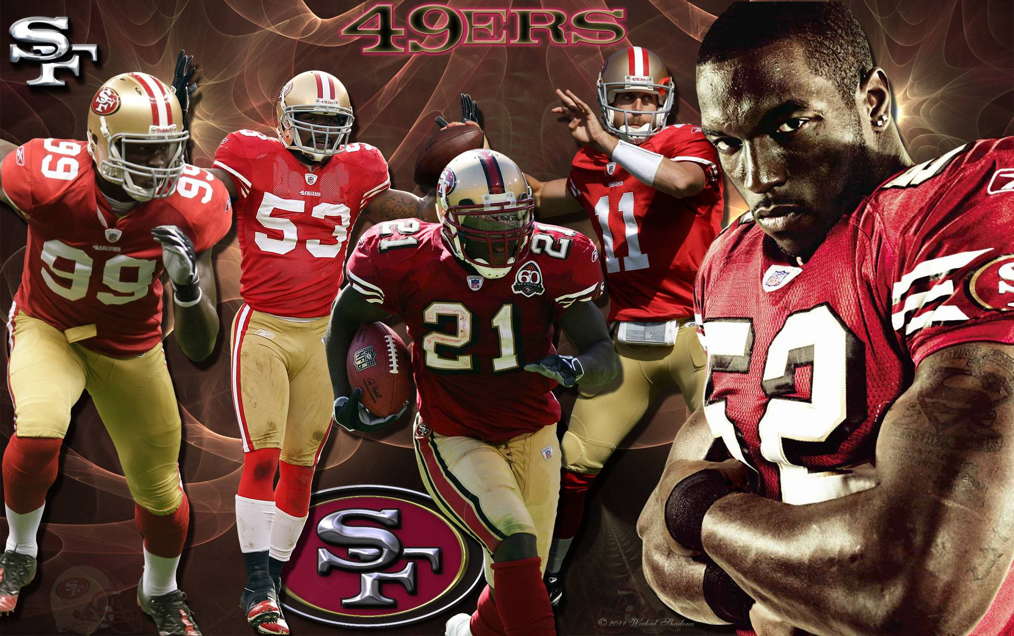 free live 49ers wallpapers