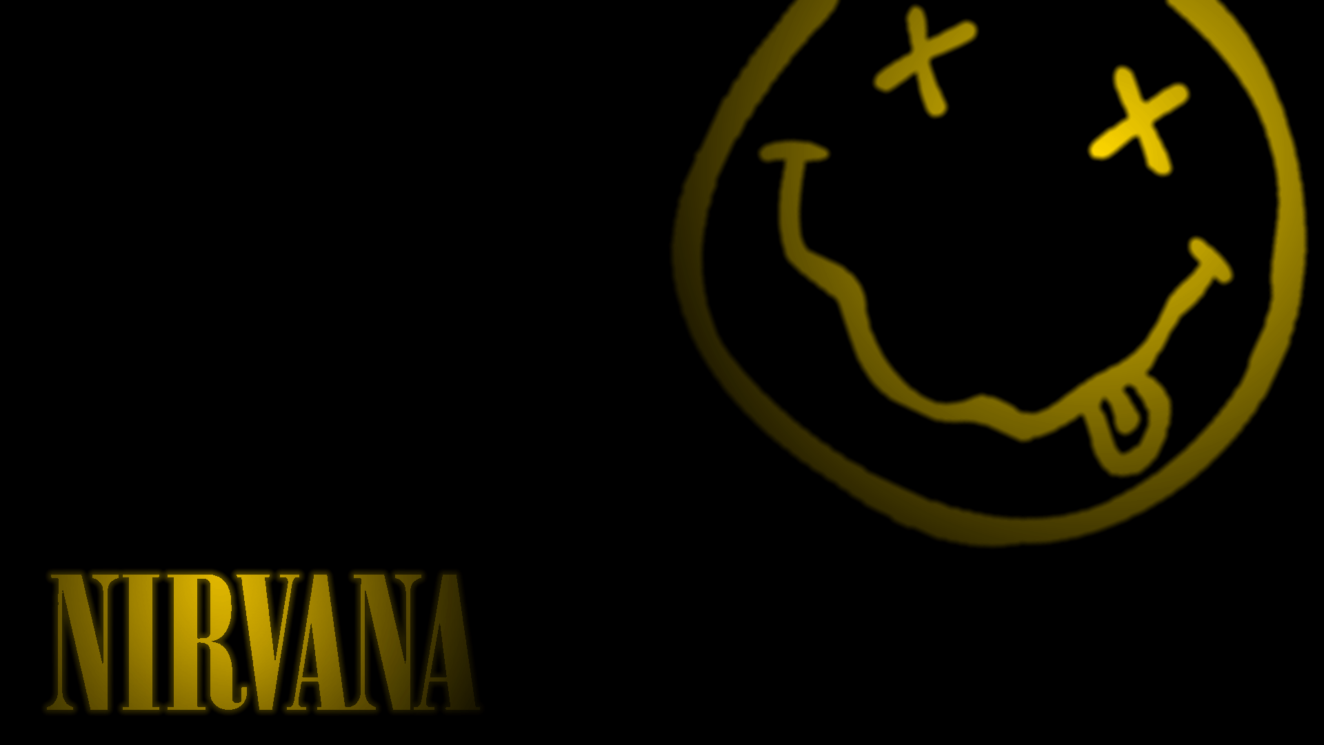 Nirvana Logo Exclusive HD Wallpapers