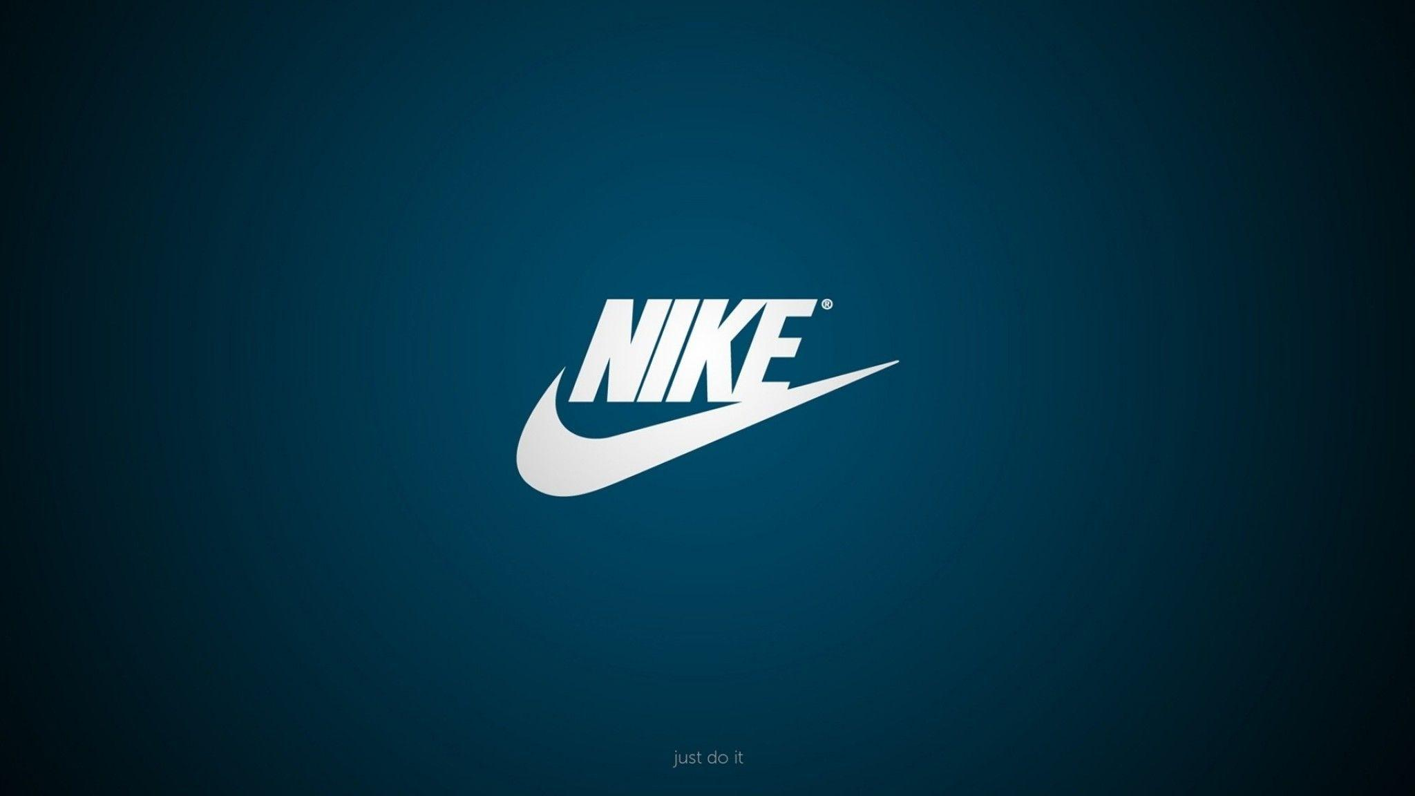 Nike logo sports lettering minimalism online Wallpapers 2048x1152