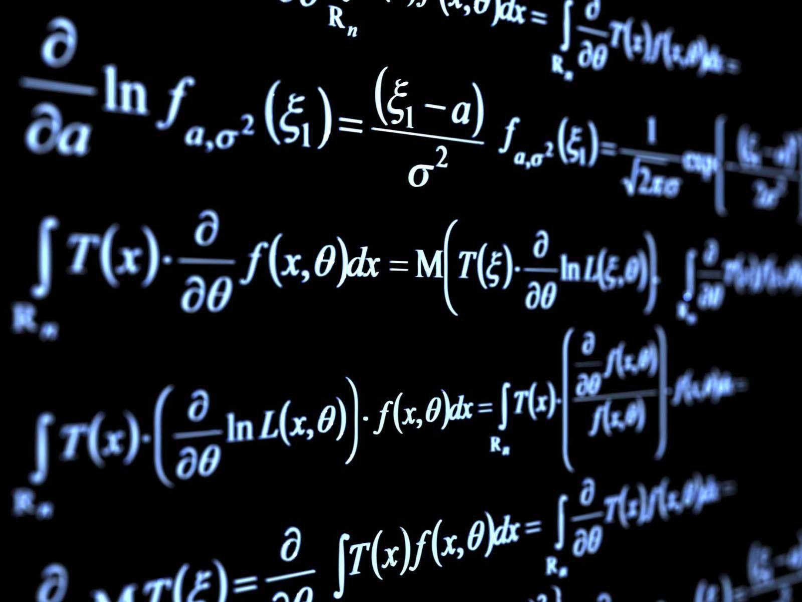Mathematics Wallpapers Wallpaper Cave