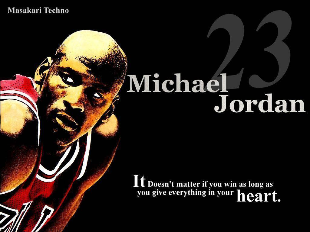 Michael Jordan Inspiring Quotes Hd Background 8 HD Wallpapers .
