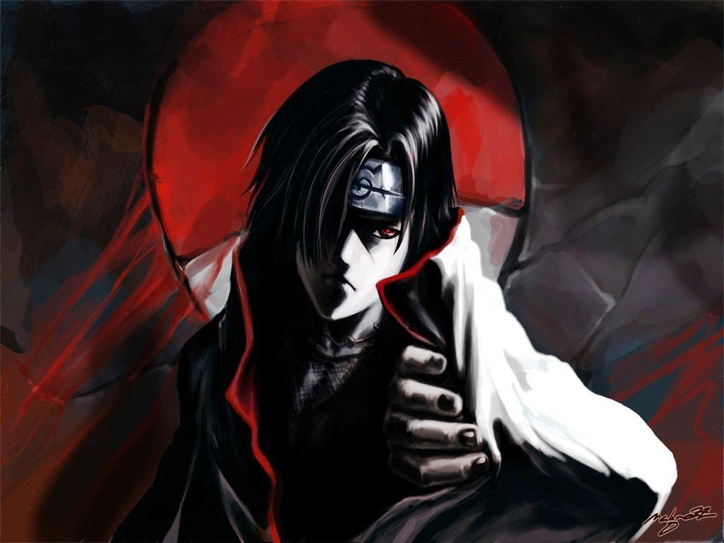 Itachi Wallpapers Hd Wallpaper Cave