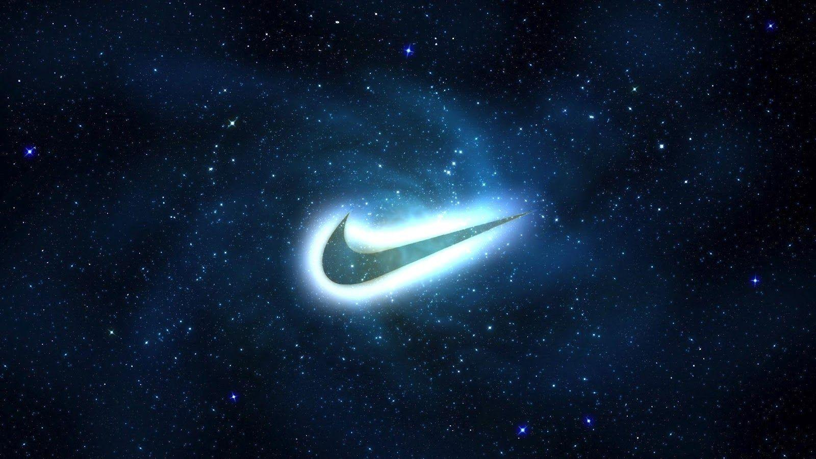 separation shoes 51a66 6b4b3 nike logo galaxy wallpapers download   Desktop Backgrounds for .