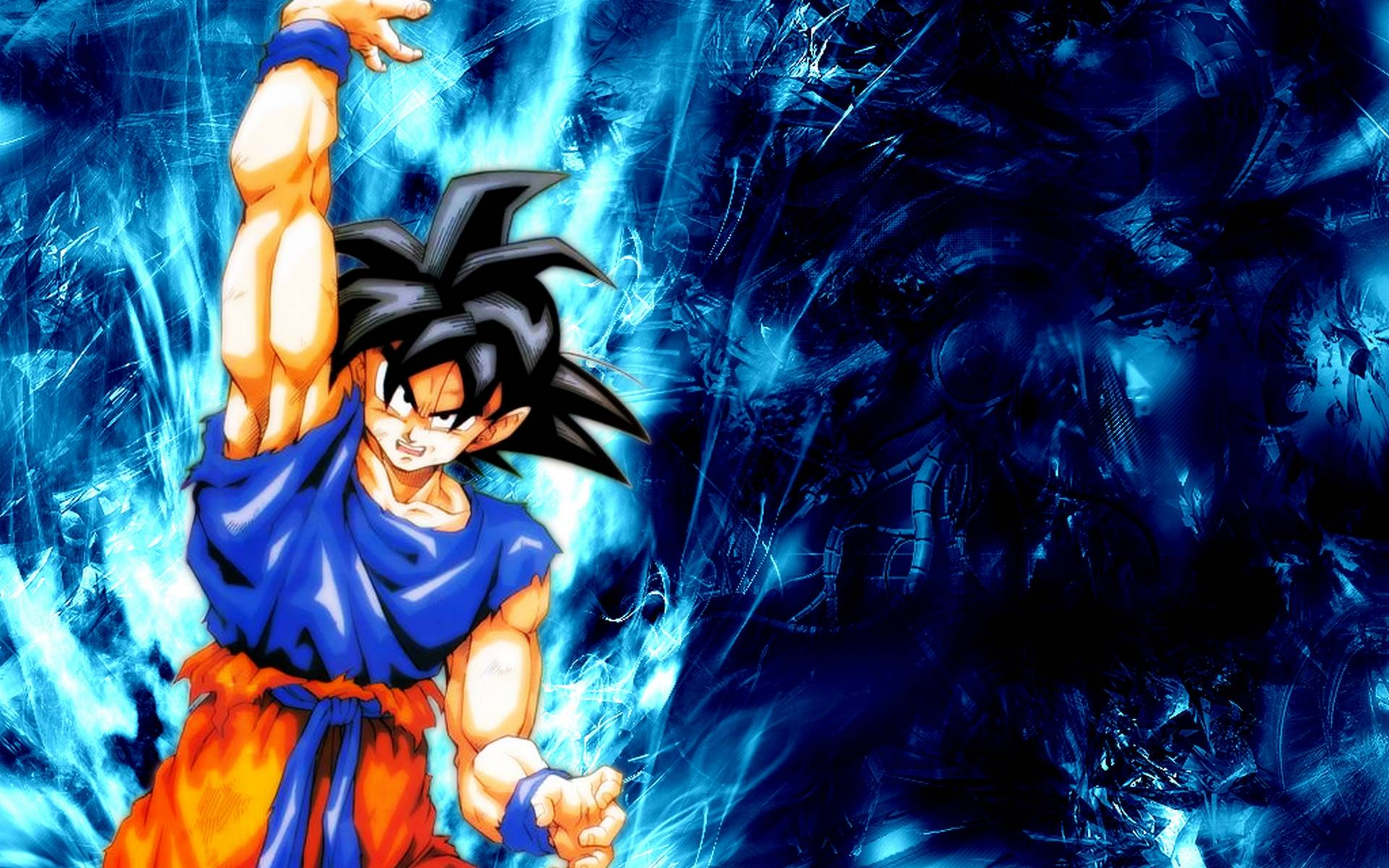 Son Goku Wallpapers - Wallpaper Cave