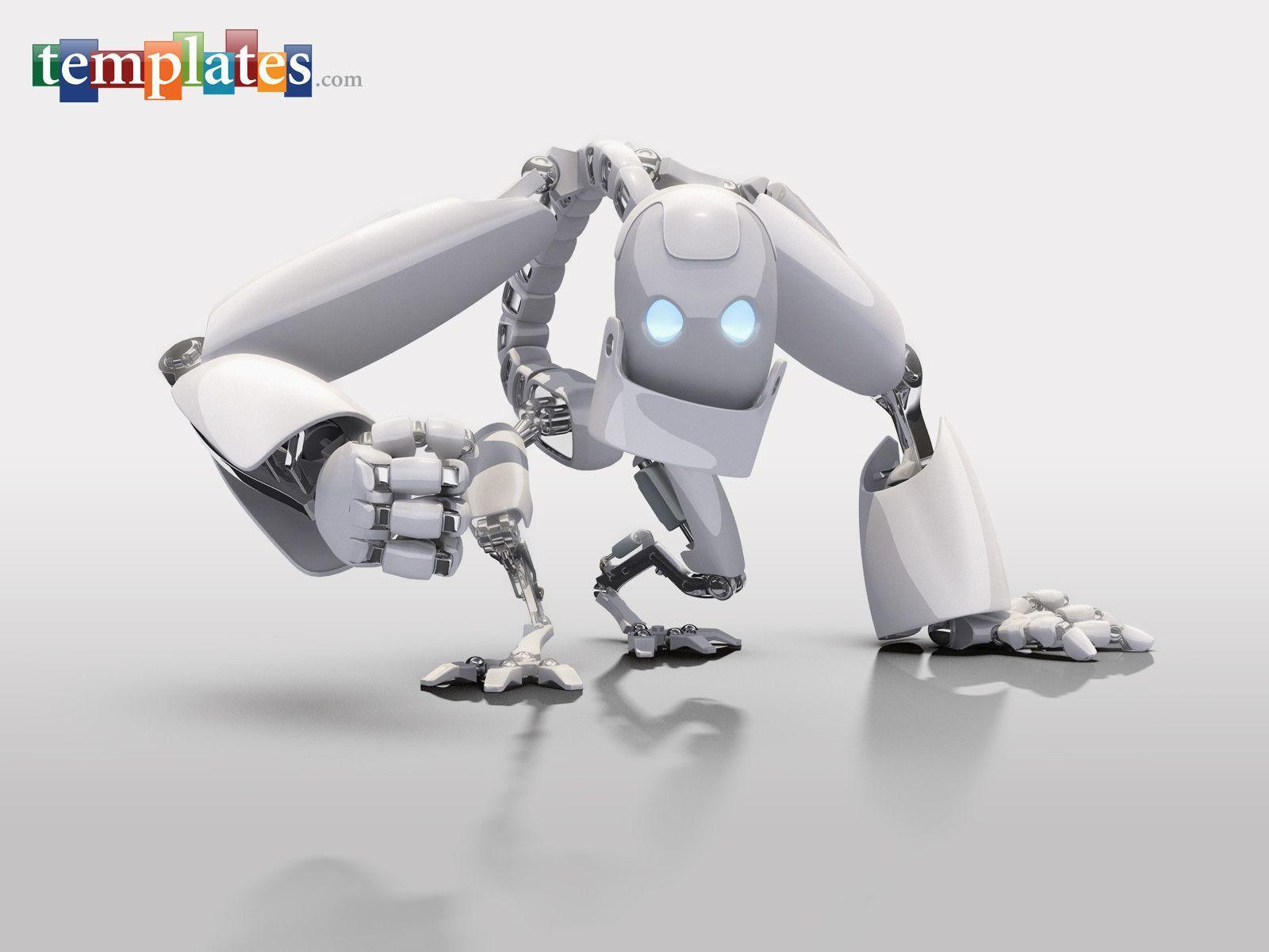 Wallpapers For > Human Robot Wallpapers Hd