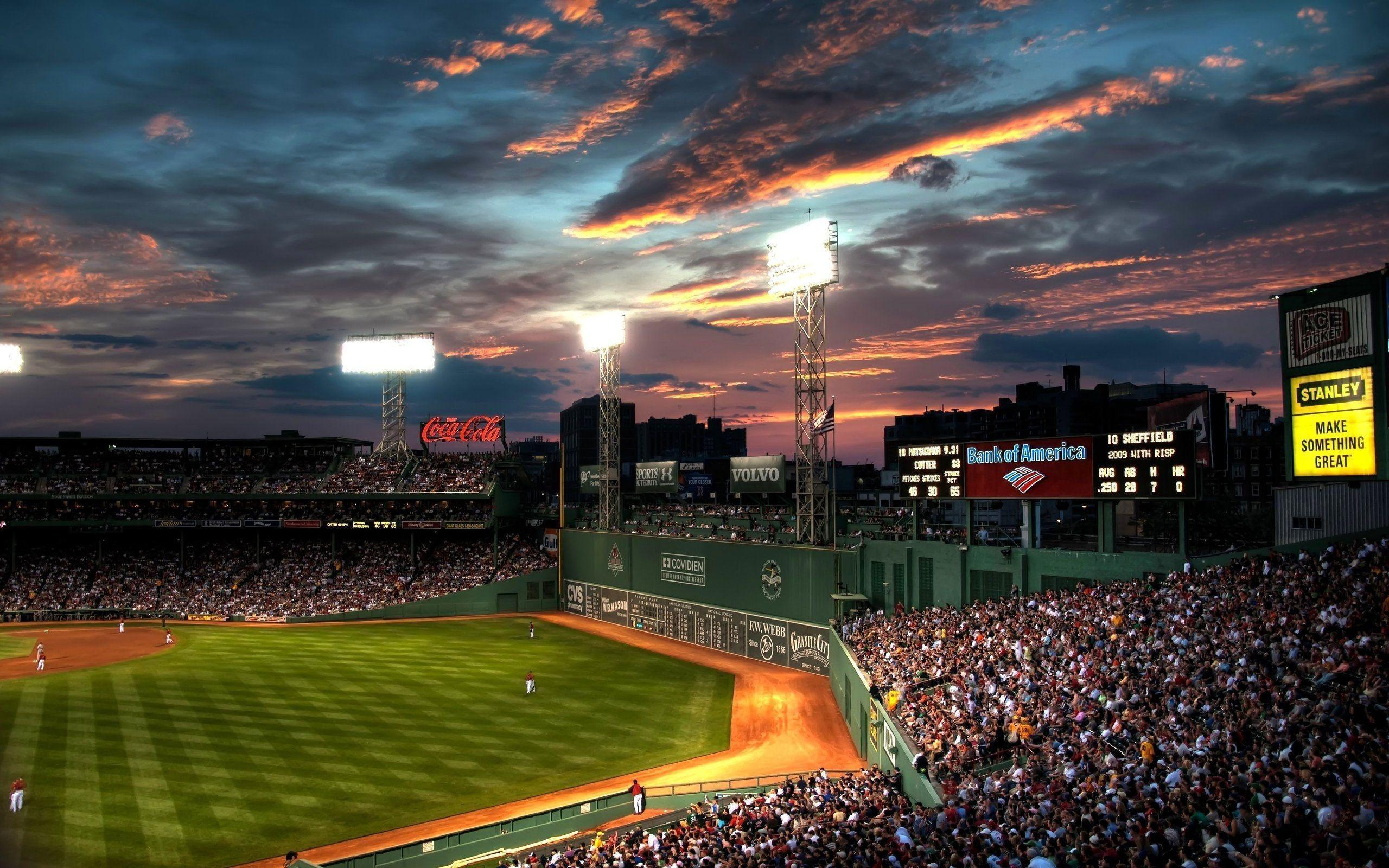 Boston Fenway Park Computer Wallpapers, Desktop Backgrounds
