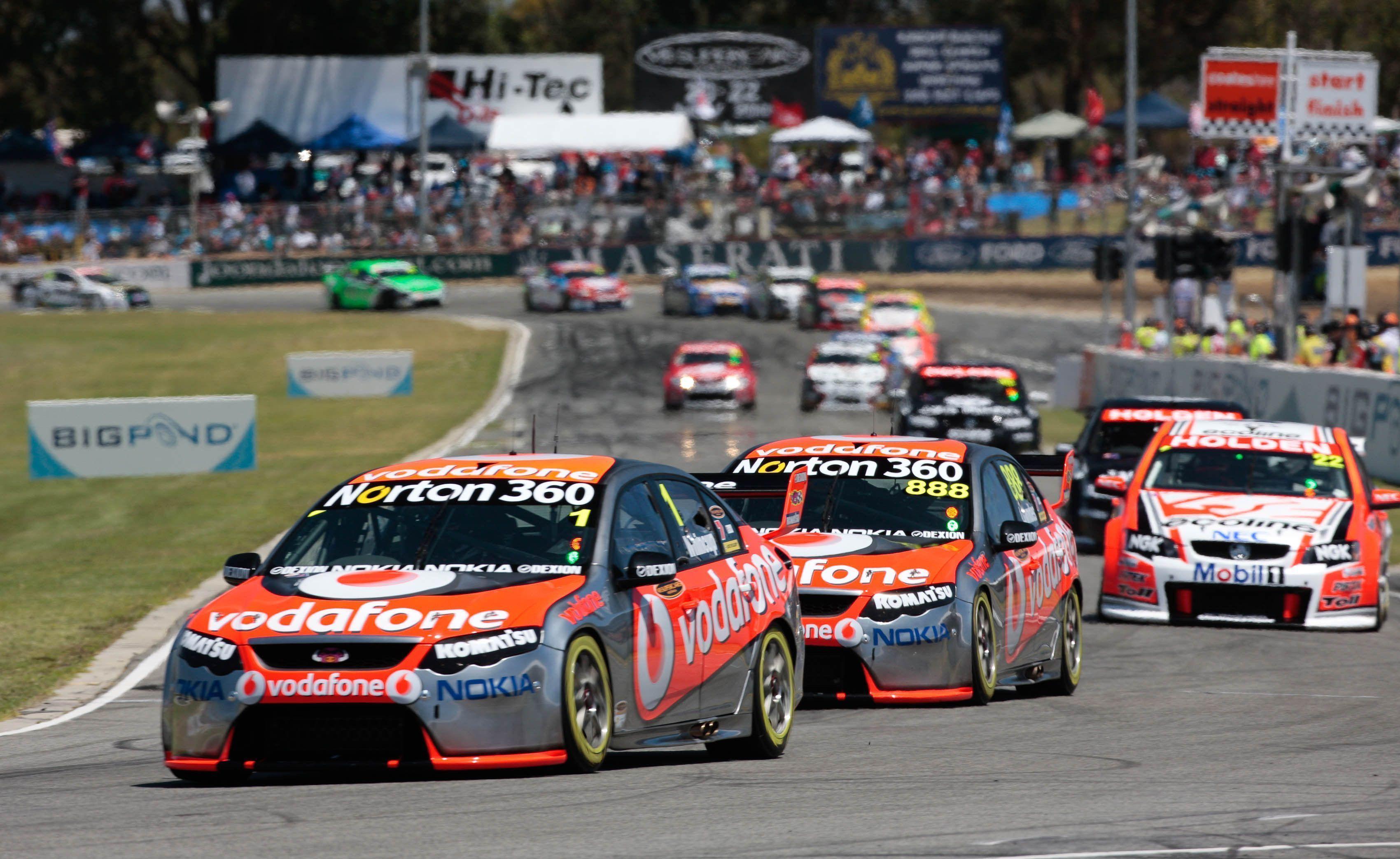 Car Racing Tv Shows