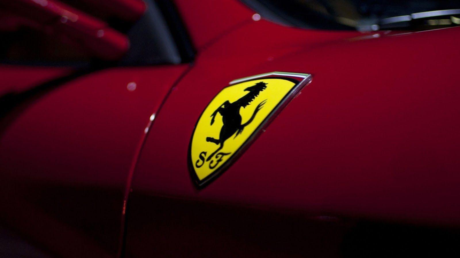Ferrari Logo | HD Wallpapers (High Definition) | iPhone HD ...