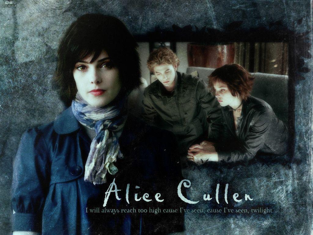 Twilight Alice Cullen Wallpapers Wallpaper Cave