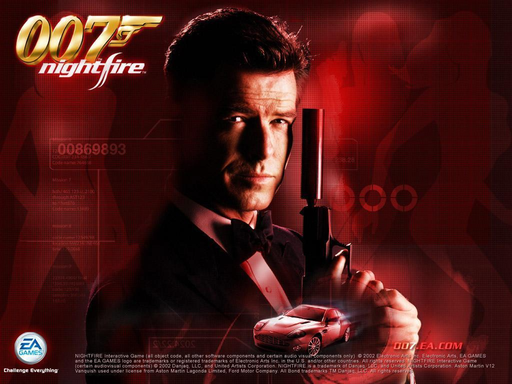 Latest Screens : James Bond 007: NightFire Wallpapers