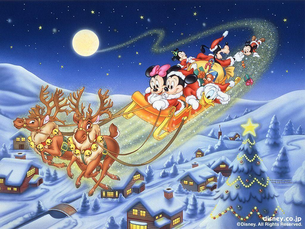 Disney Christmas HD Wallpapers