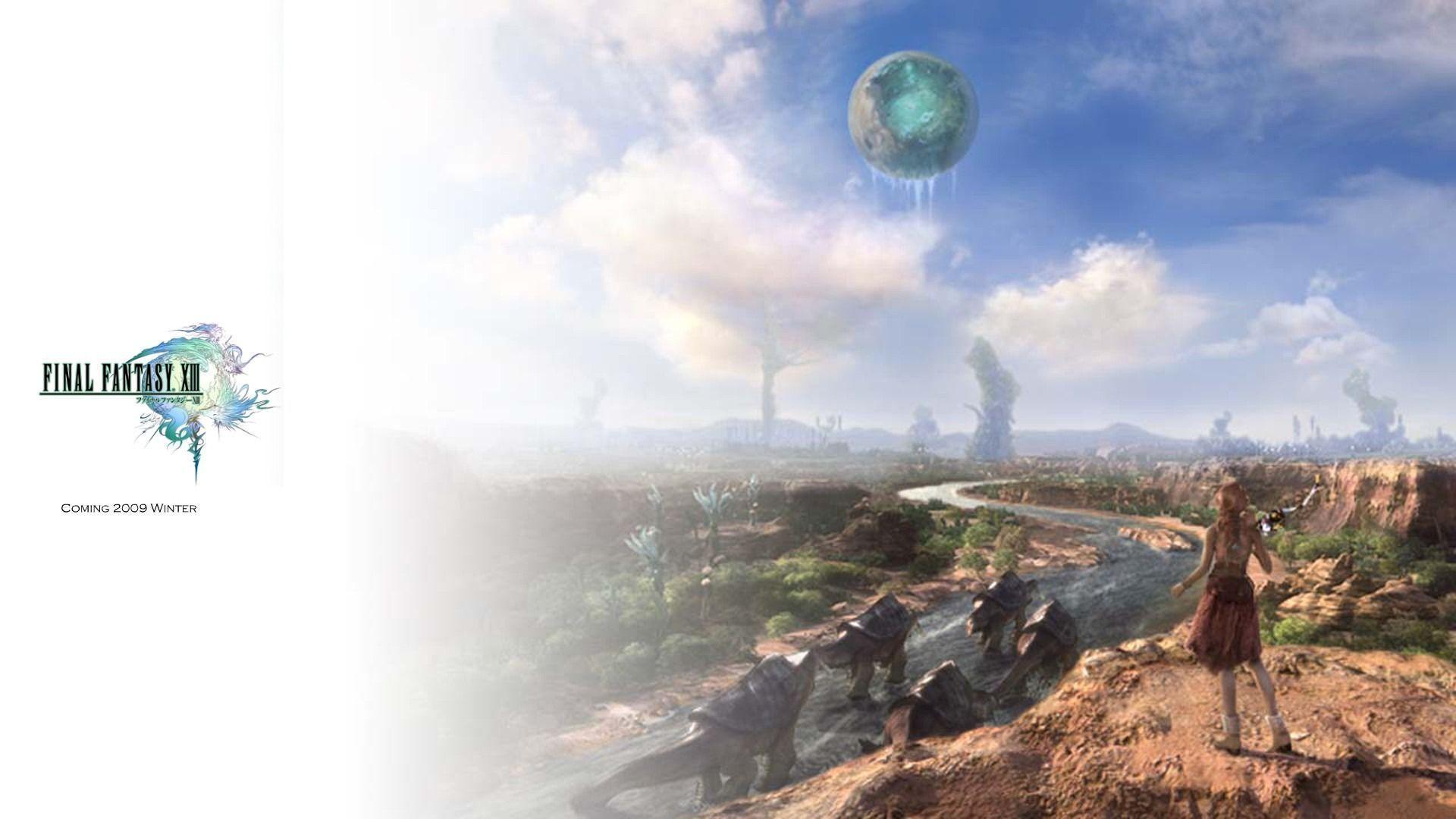 Images For Final Fantasy 13 Landscape
