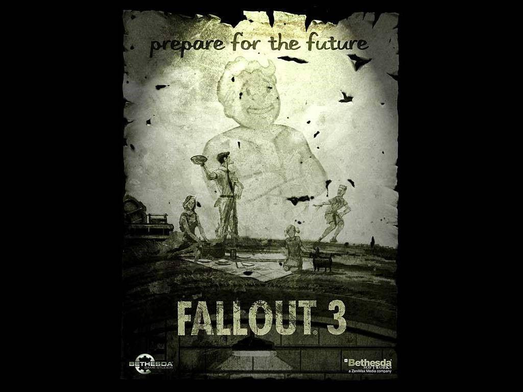fallout typographic wallpaper by - photo #13