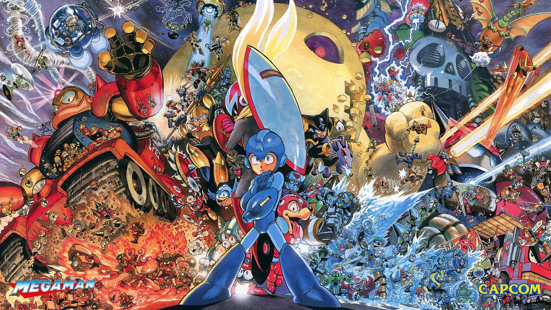 Capcom wallpapers wallpaper cave - Mm screensaver ...
