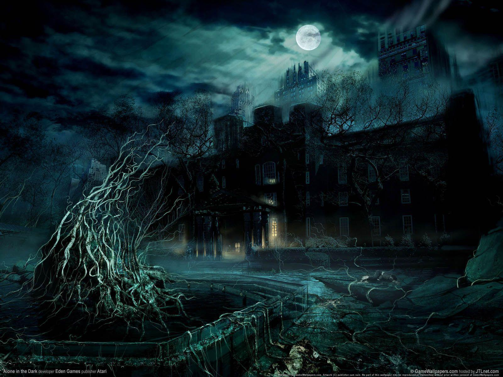 Dark Nature Desktop Wallpapers Hd Desktop 10 HD Wallpapers