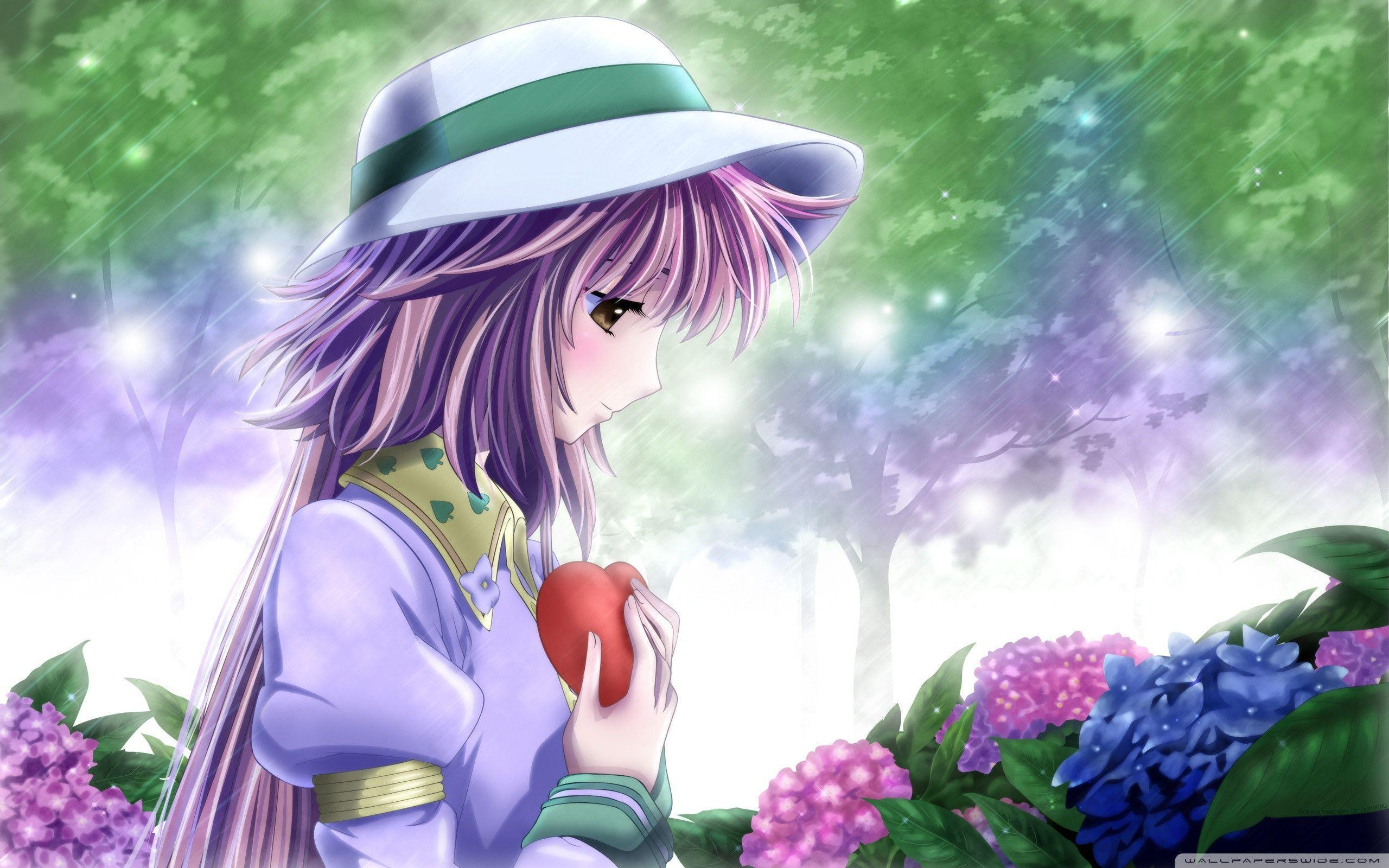 Anime wallpaper download free in love wallpapers