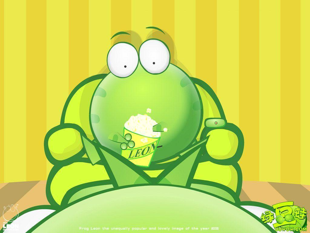Mung bean frog wallpapers 7727