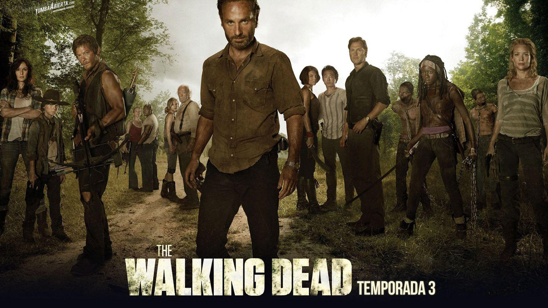 Walking Dead Wallpaper 1920x1080