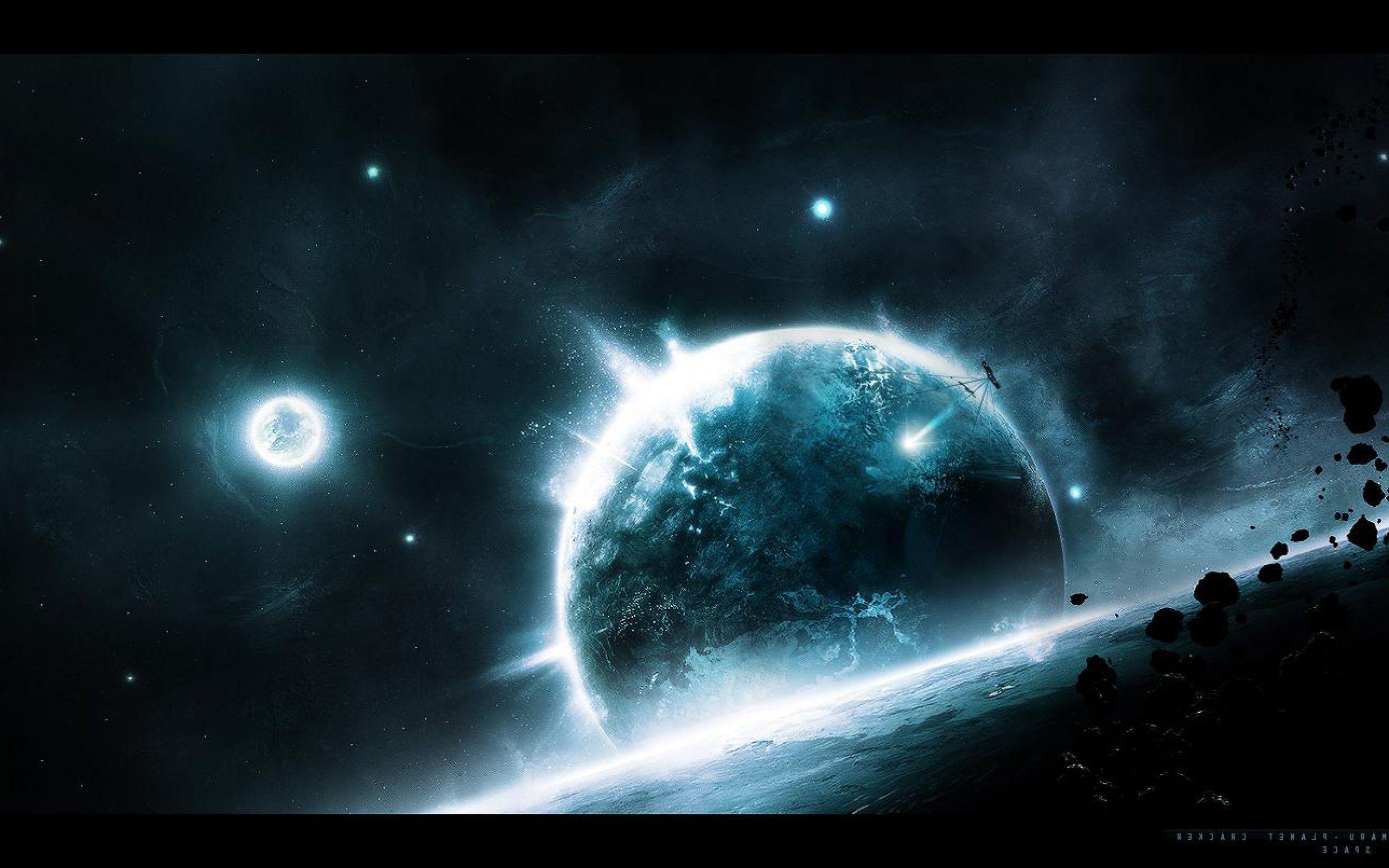 Sci Fi Desktop Backgrounds: HD Sci-Fi Wallpapers