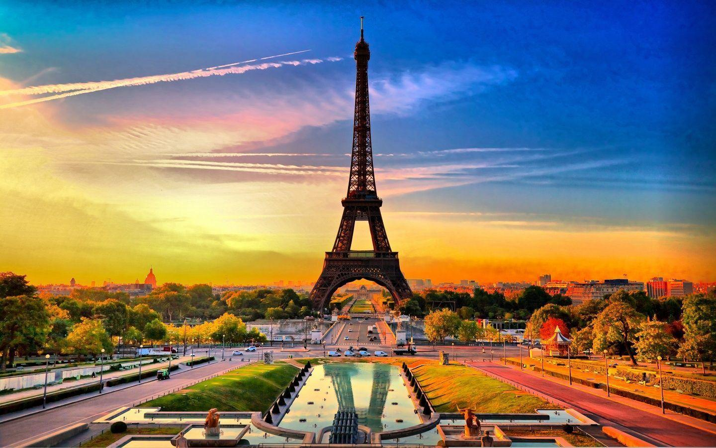 Paris France Wallpapers