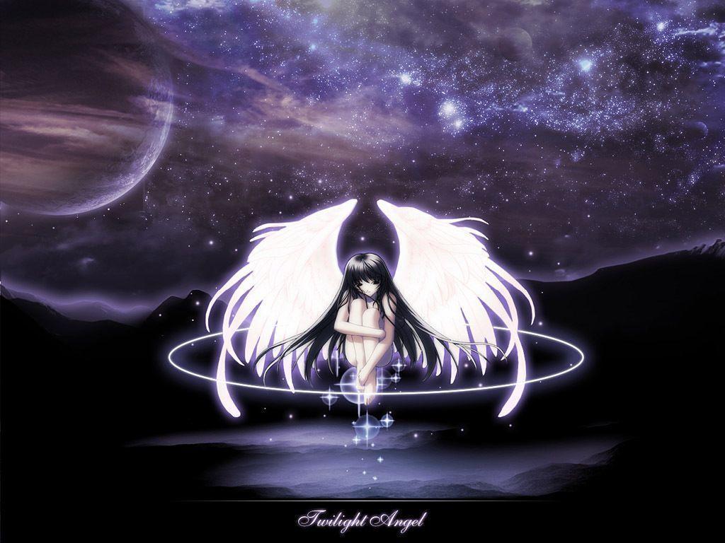 cute anime angel wallpaper - photo #14