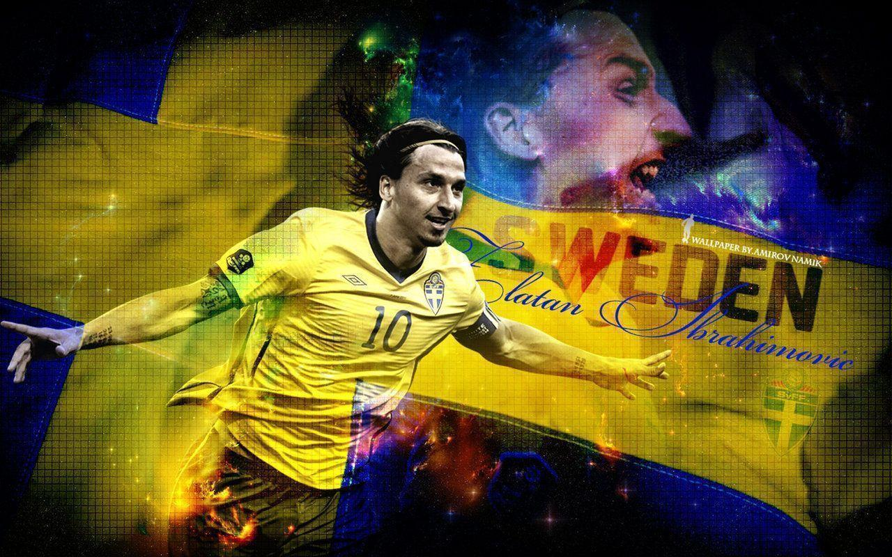 Zlatan Ibrahimovic HD Wallpapers Download Latest Free