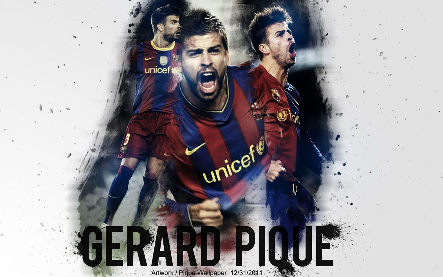 Gerard Pique Barcelona Wallpapers HD Download