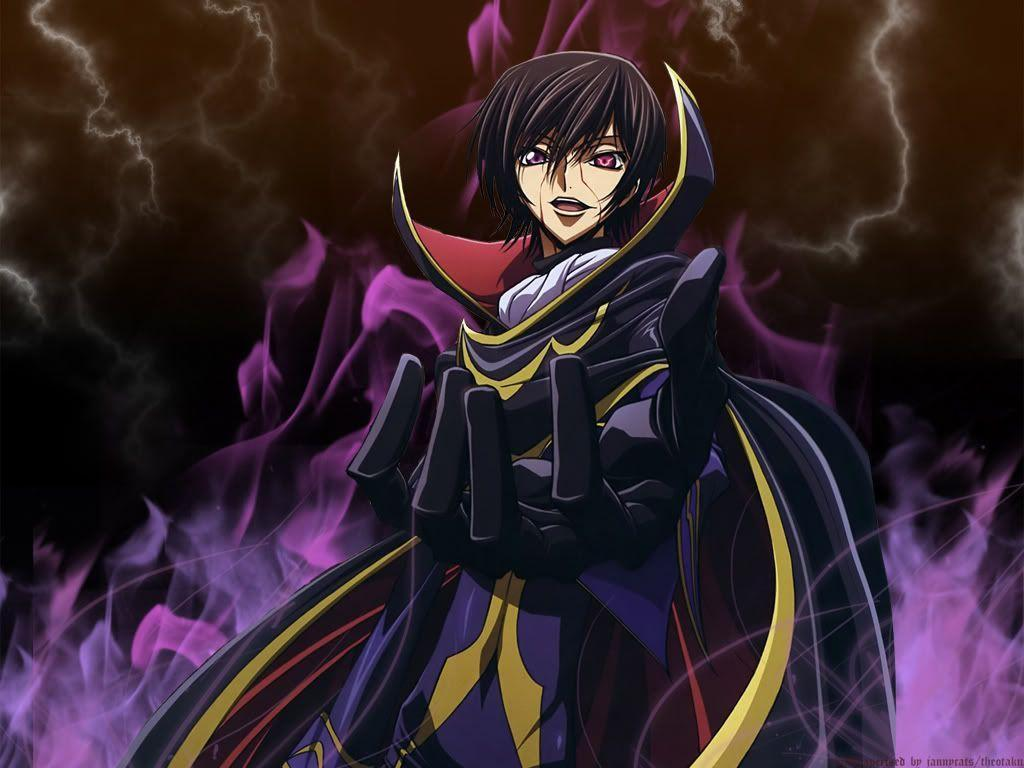 Code Geass Anime HD Free Wallpapers