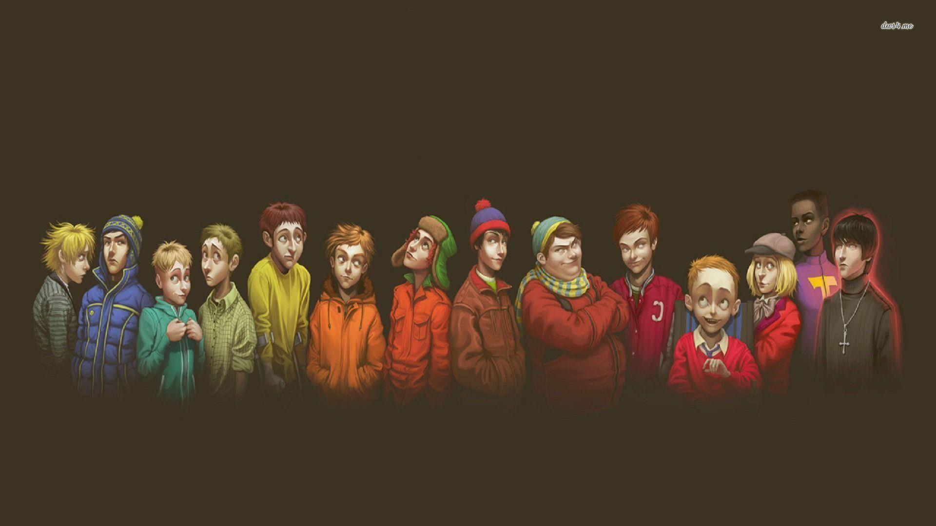 South park wallpapers wallpaper cave for Lustige wallpaper