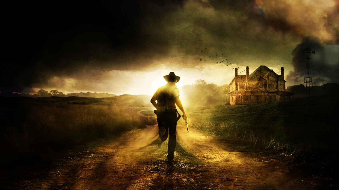 Walking Dead Wallpapers For Android: The Walking Dead Wallpapers HD