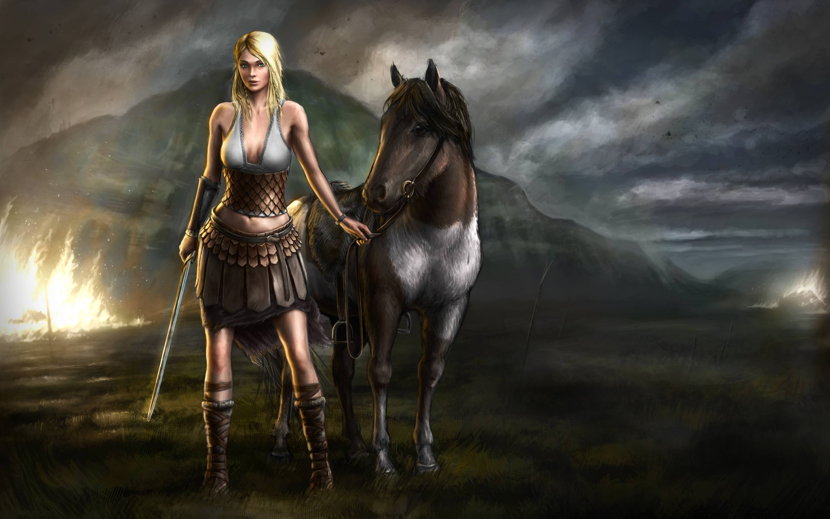 Viking wallpapers wallpaper cave - Norse mythology 4k wallpaper ...