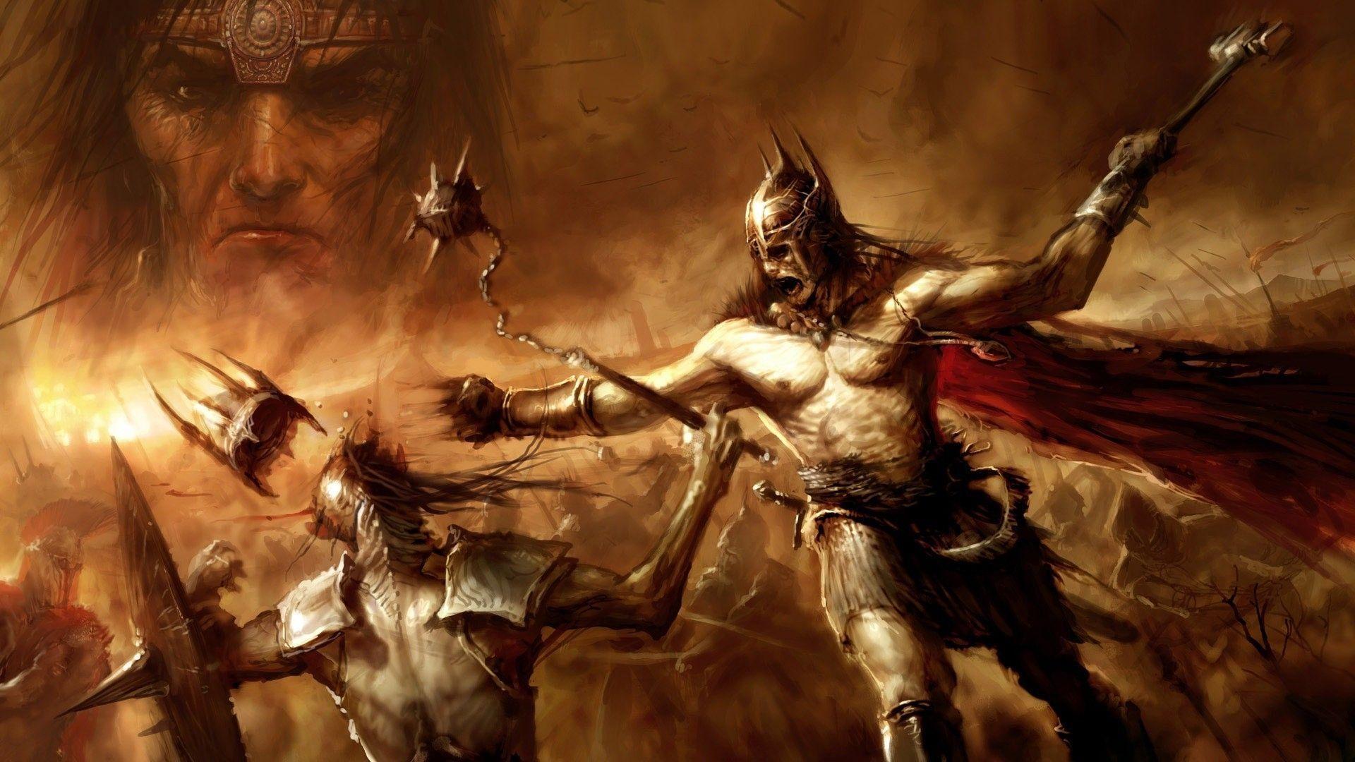 Age Of Conan Wallpaper