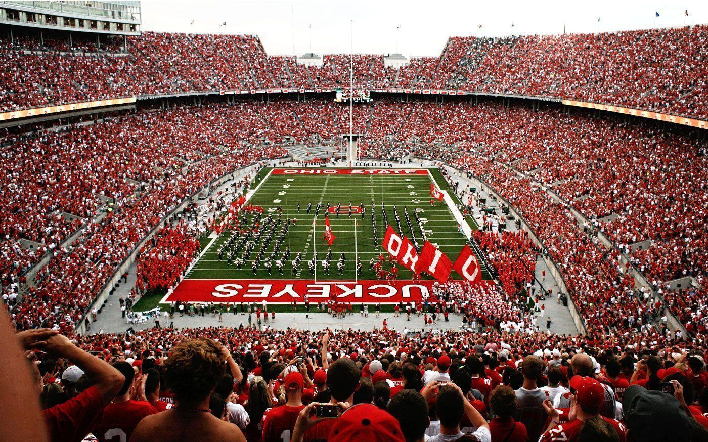 Ohio State Stadium Wallpaper 1600 960