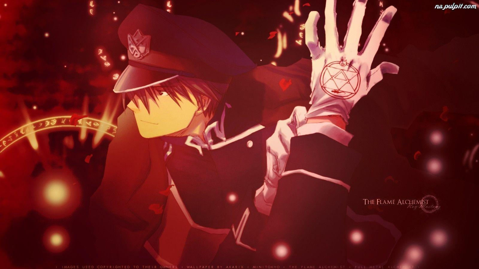 Roy Mustang Wallpapers Wallpaper Cave