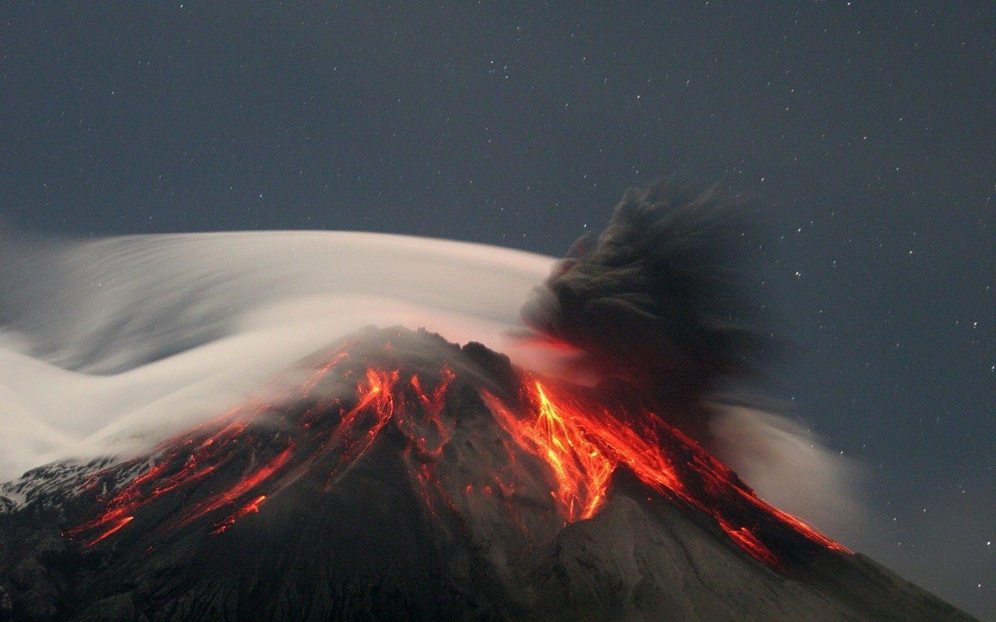 Volcanic Eruption Wallpapers - Wallpaper Cave
