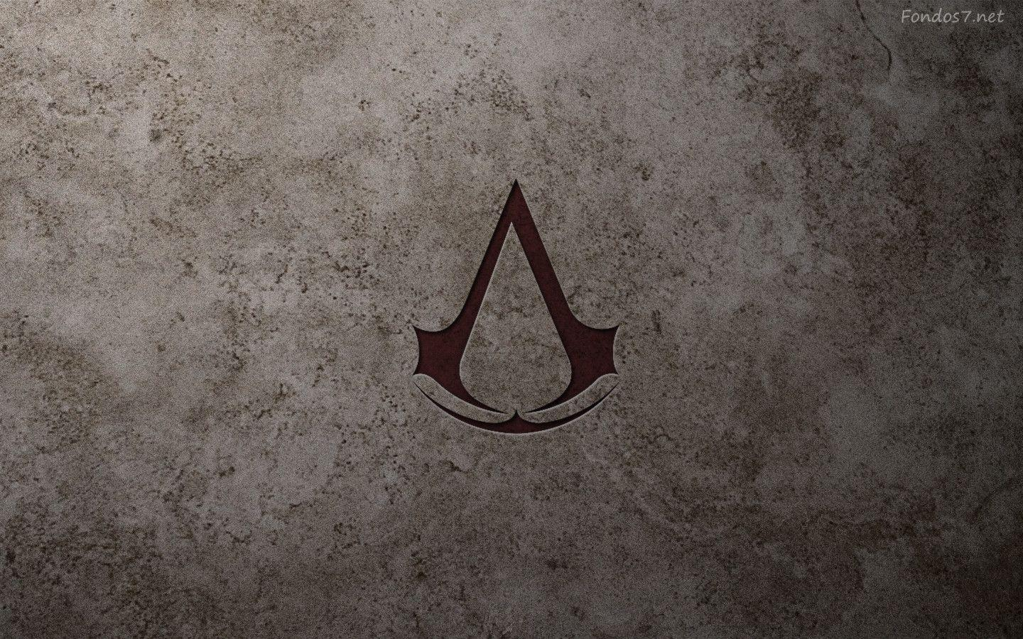 Descargar Fondos de pantalla assassins creed logo hd widescreen